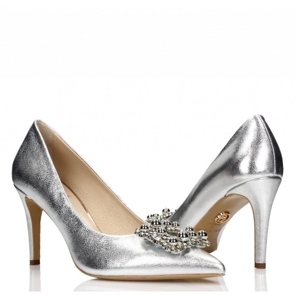 Szpilki ślubne srebrne • BALDOWSKI oficjalna strona