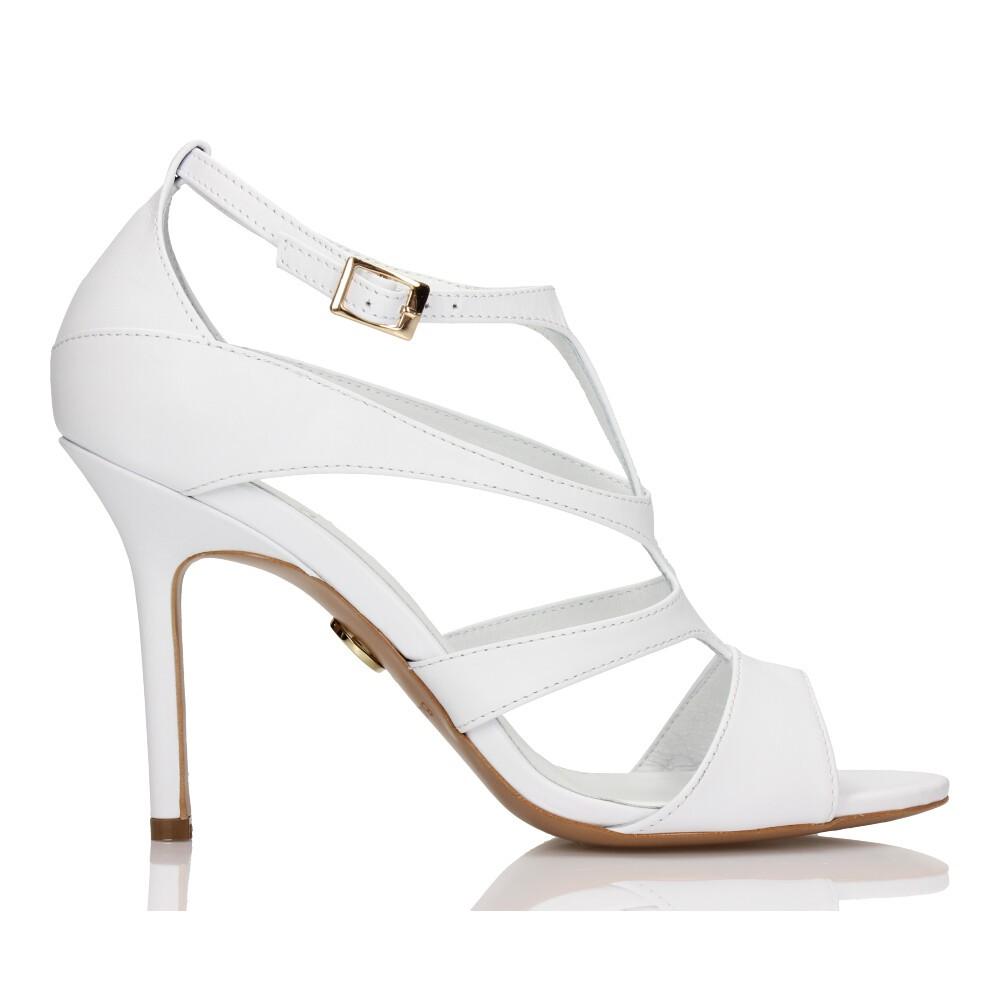 0dce80fe Sandały białe • BALDOWSKI oficjalna strona