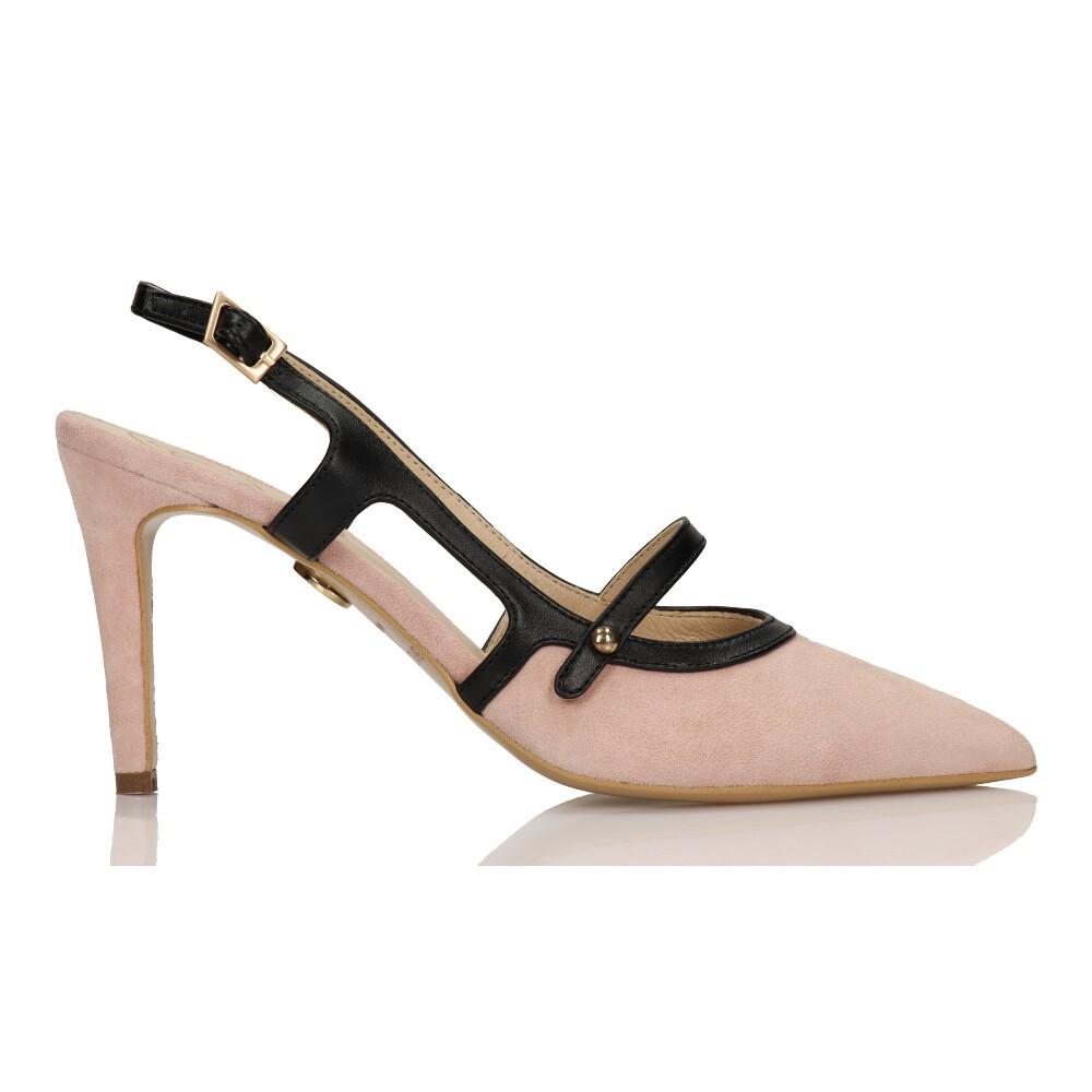 Sandały w kolorze nude • BALDOWSKI oficjalna strona